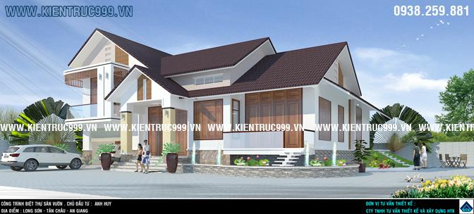Thiết kế thi công nhà phố, biệt thự, nhà văn phòng tphcm - 31