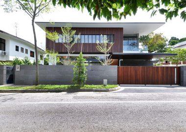 Biệt thự đẹp Singapore- Thiết kế biệt thự 2 tầng đẹp hiện đại sang trọng bậc nhất.
