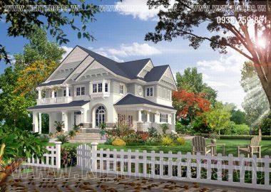 Những mẫu biệt thự nước ngoài đẹp lộng lẫy 2, thiết kế biệt thự đẹp, biệt thự cổ điển đẹp