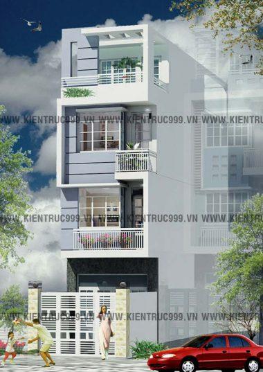 Nhà phố  lêch tâng đẹp, mặt tiền nhà phố 5m đẹp - An Phú - Quân 2