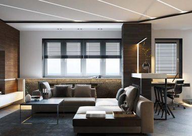 Căn hộ đẹp hoàn hảo với nội thất thông minh.