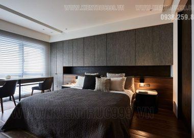 Thiết kế nội thất dành cho người có gu thẫm mỹ thật chất.