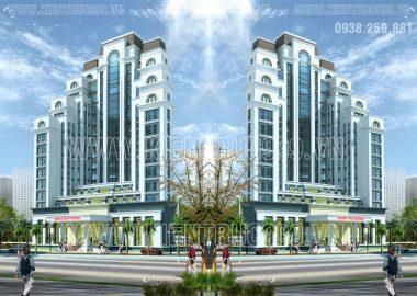Thiết kế khách sạn Sông Đáy - Nam Định