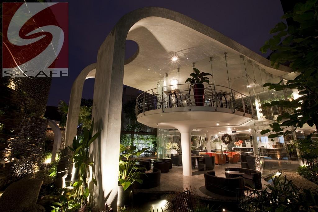 25163 Cafe đẹp ở Sài gòn: S cafe