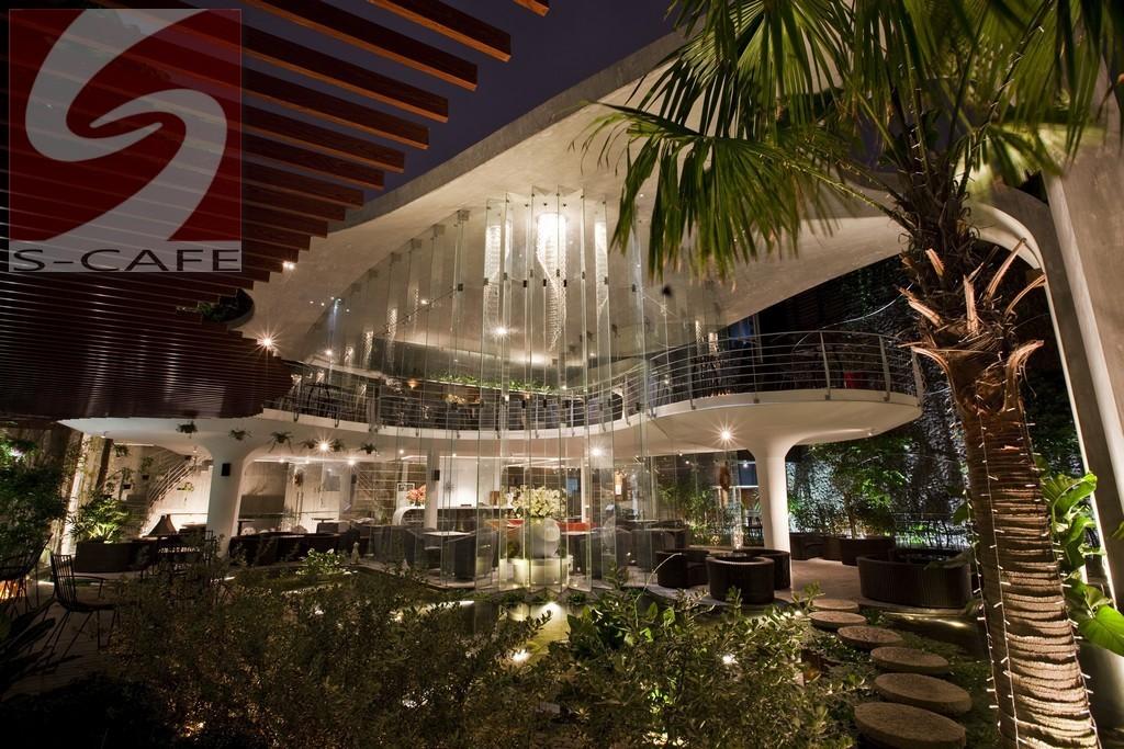 25805 Cafe đẹp ở Sài gòn: S cafe