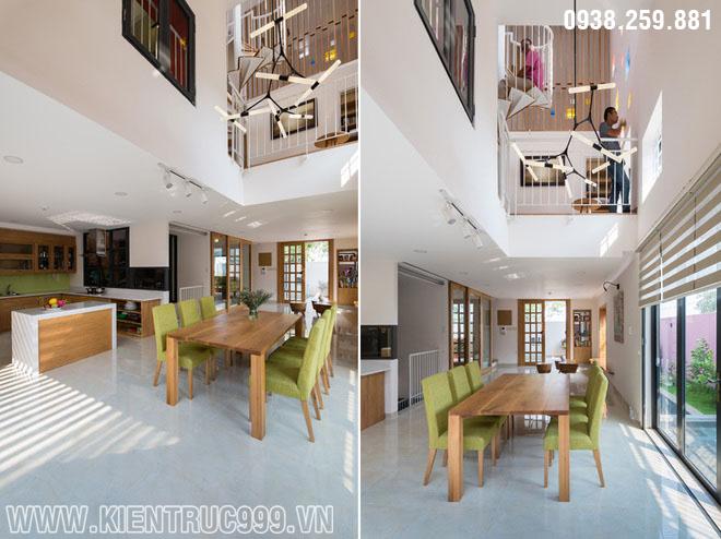 Thiết kế biệt thự 3 tầng đẹp mới lạ