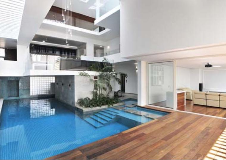 Biệt thự 1 tầng đẹp nơi miền quê Binh Định