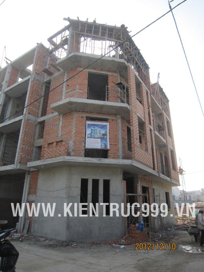 Nhà anh Trí - Tân Sơn Nhì - Quận Tân Phú - TP.HCM