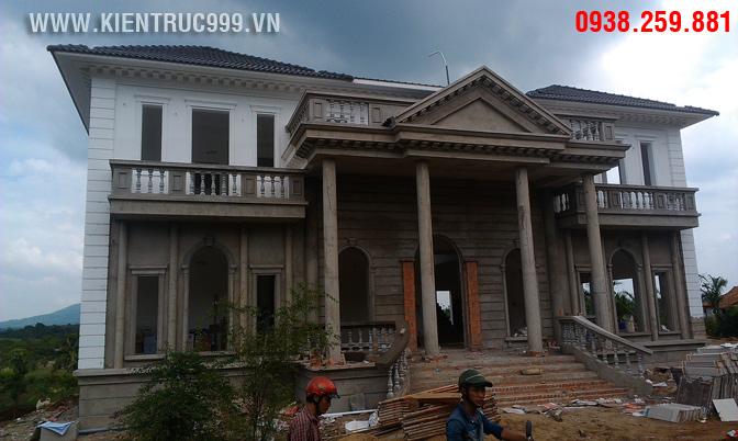 Biệt thự chú Khoa-Trảng Bom-Đồng Nai