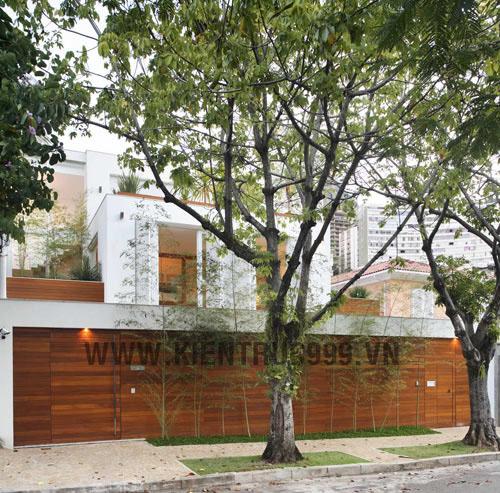 Thiết Kế Nhà đẹp tại Jardim Pernambuco, Rio, Brazin