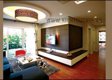 Cải tạo căn hộ chung cư 110m2