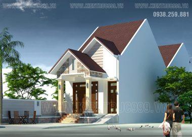 Nhà đẹp 1 tầng ở Buôn Trấp -Thiết kế nhà đẹp chất lượng tại Đaklak
