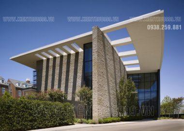 HTK giới thiệu 3 mẫu nhà điều hành có kiến trúc đẹp ngỡ ngàng.