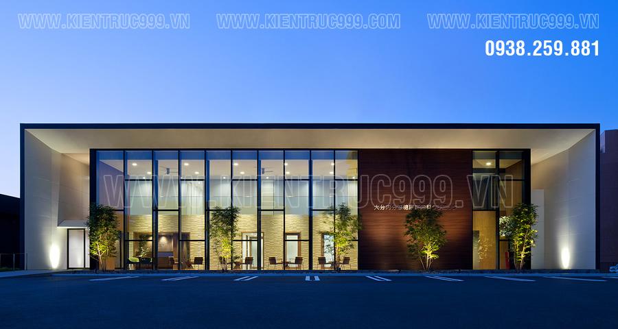Mẫu thiết kếnhà điều hành đẹp kiến trúc hiện đại phong cách mới nhất 2019-2025