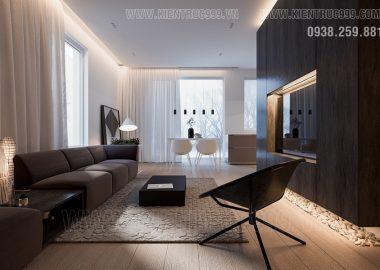 Phải chăng em là căn hộ có thiết kế đẹp