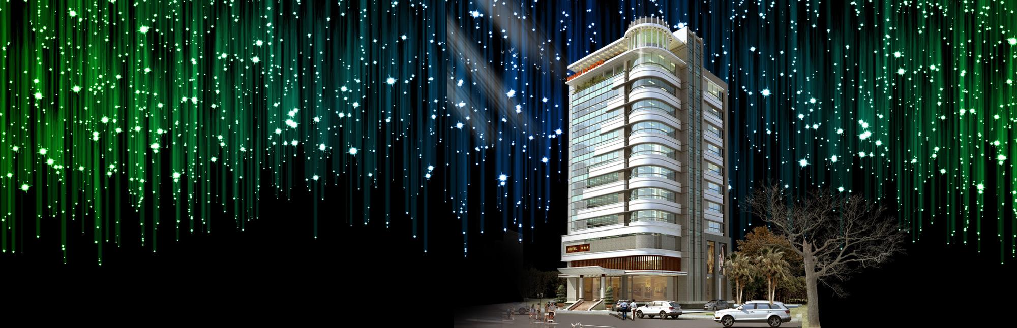 Thiết kế khách sạn đẹp HTK 2017