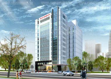 Thiết kế tòa nhà văn phòng tổng công ty công nghiệp Sài Gòn - TP.HCM
