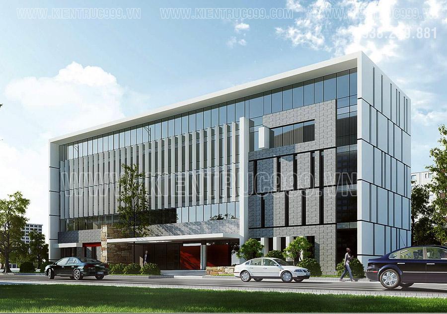 Kiến trúc tòa nhà văn phòng độc đáo gây được ấn tượng mạnh cho quý công ty doanh nghiệp