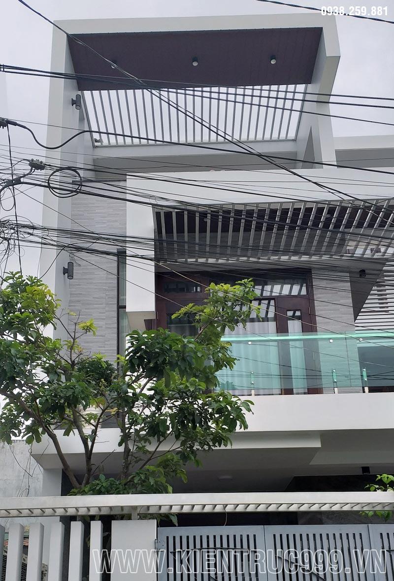 nhà phố 7m5 3 tầng buôn mê daklak
