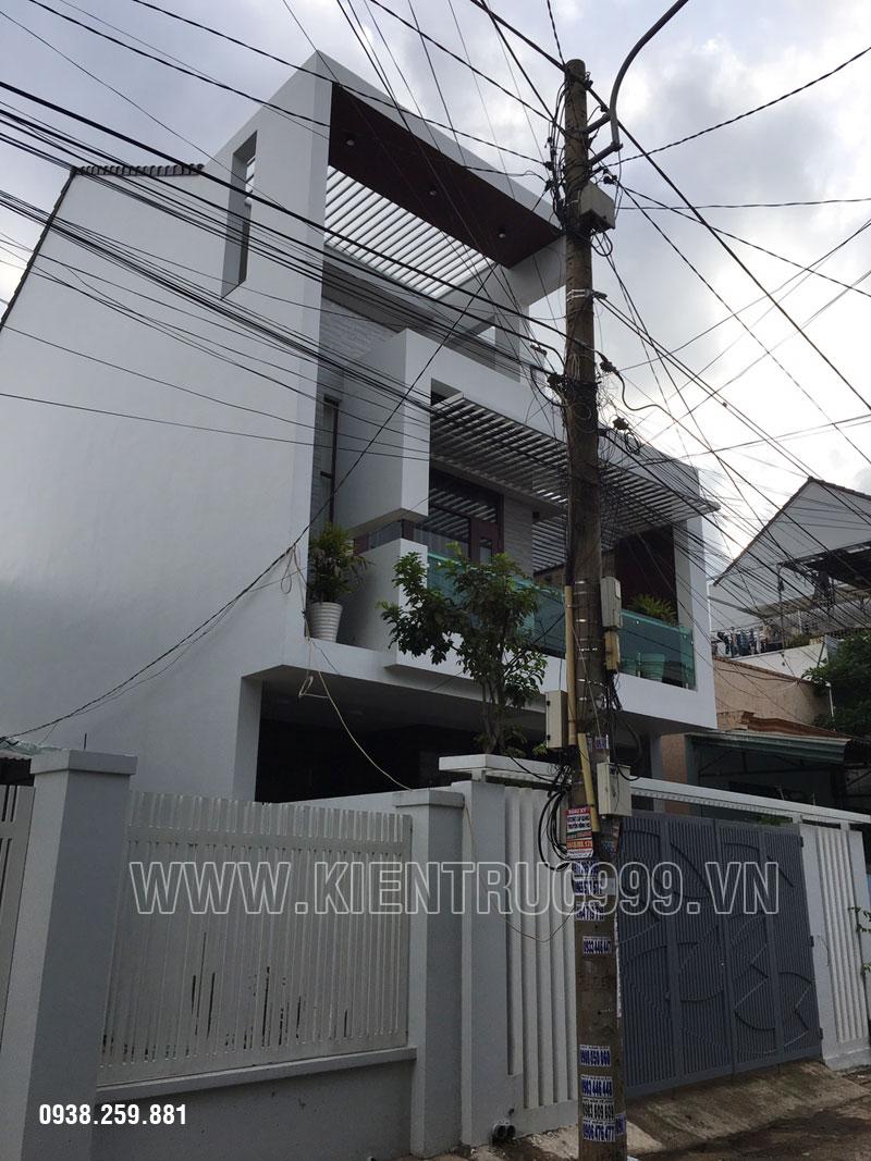 xây nhà trọn gói bmt 3 tầng