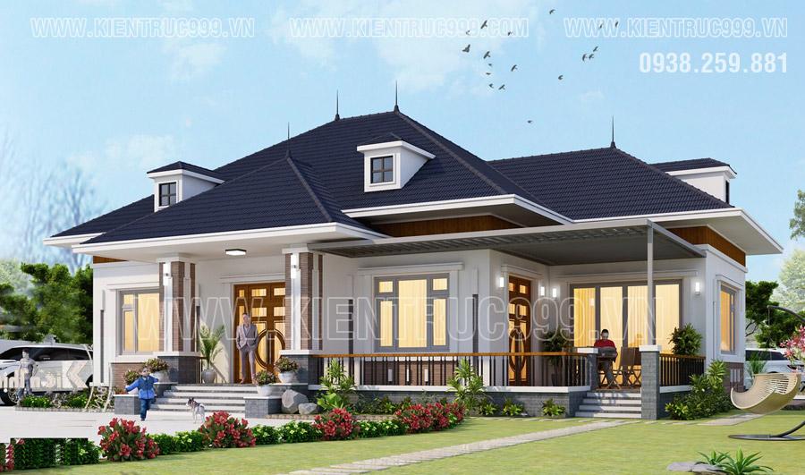 mẫu thiết kế nhà đẹp cấp 4 đẹp nhất