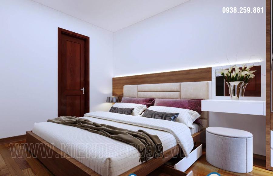 Thiết kế nội thất nhà đẹp Sài gòn 2018 phong cách cá tính 12
