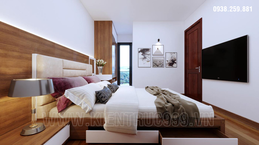 Thiết kế nội thất nhà đẹp Sài gòn 2018 phong cách cá tính 13