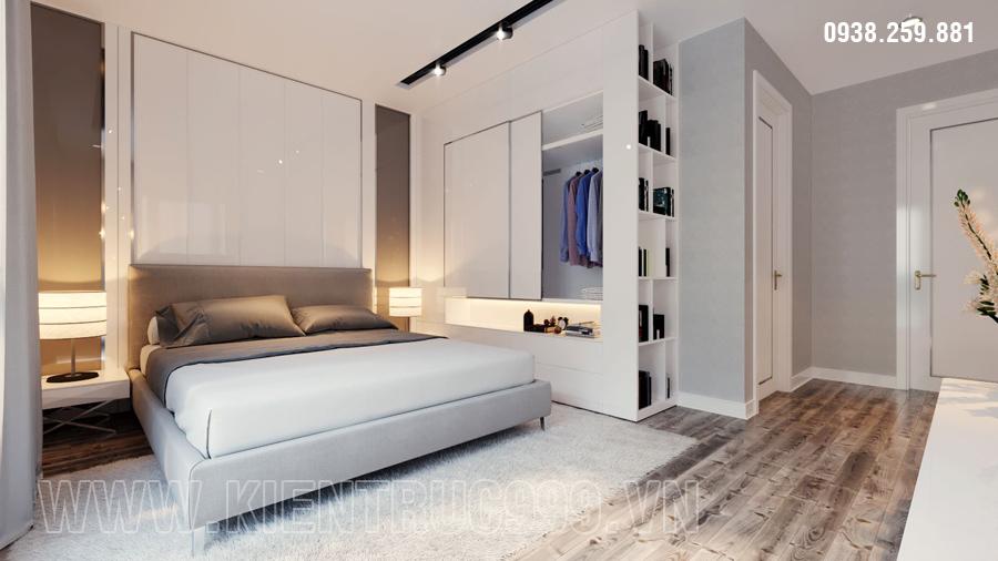 Thiết kế nội thất nhà đẹp Sài gòn 2018 phong cách cá tính 2
