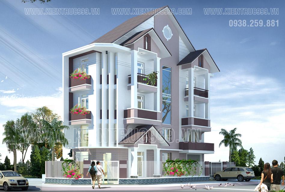 Thiết kế nhà đẹp tphcm mở rộng thiết kế nhà ở tại Hưng Yên