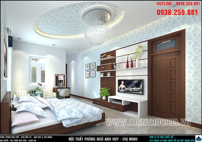 Phòng ngủ đẹp của chủ nhà