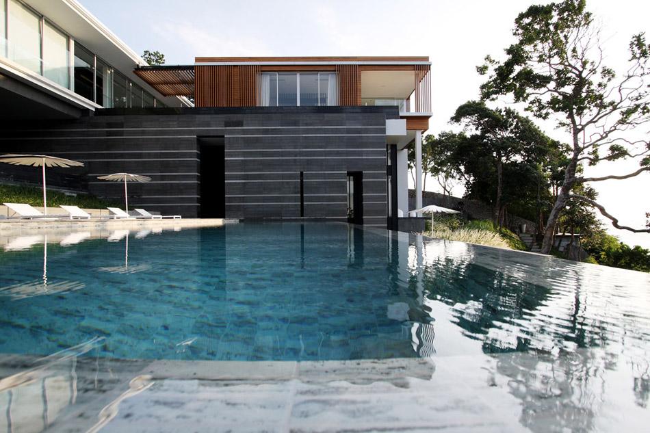 Biệt thự nghỉ dưỡng sang trọng tại Thái Lan- Mayavee