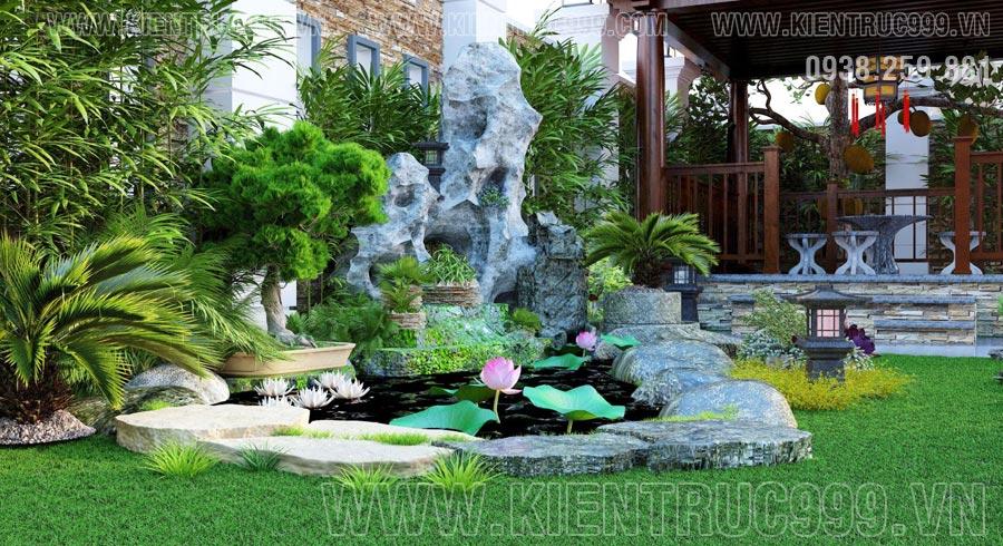Cây phong thủy trước nhà nên trồng