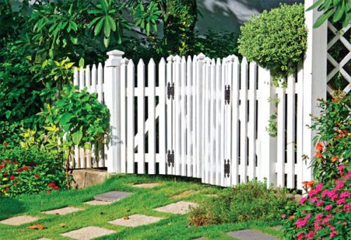 Mẫu cổng nhà cho gia chủ mạng Kim