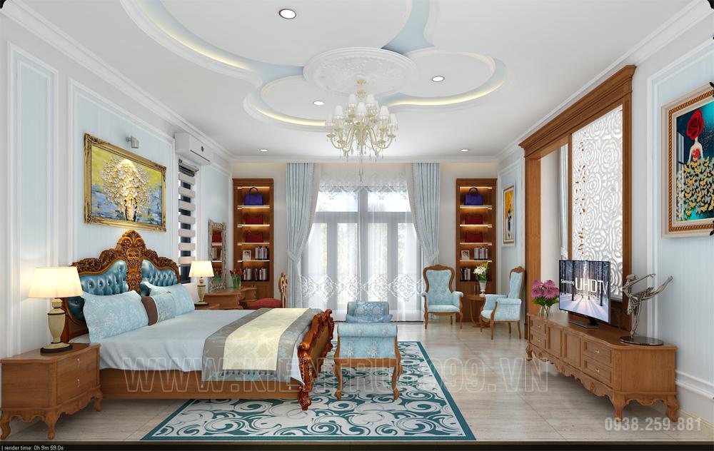 Hướng giường ngủ Đông tứ mệnh