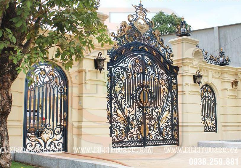 phong thuỷ cổng nhà những điều kiêng kỵ