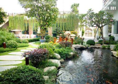 Sân vườn theo phong thủy những điều kiêng kỵ luôn đúng