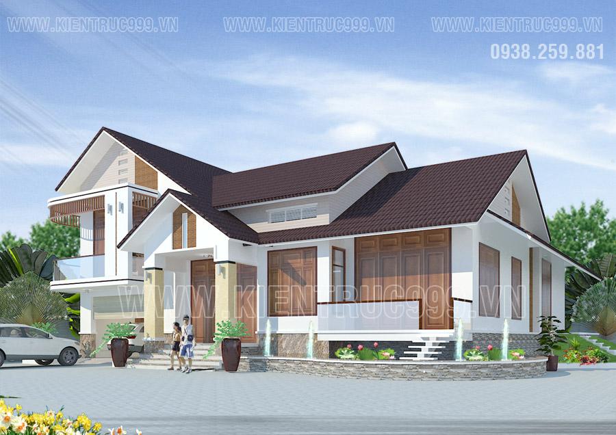 Thiết kế nhà ở theo phong thủy ở thị xã tân châu tỉnh an giang