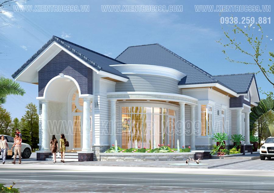 Thiết kế nhà ở theo phong thủy gành hào- bạc liêu