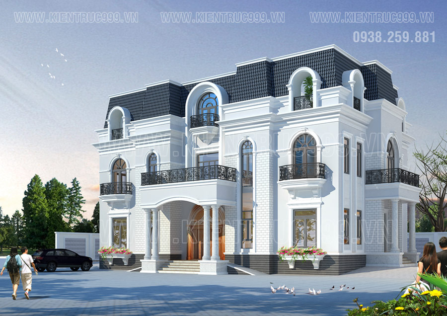 Thiết kế nhà ở theo phong thủy ở tỉnh bình dương