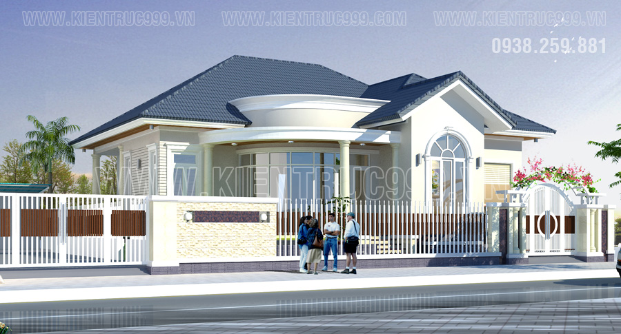Thiết kế nhà ở theo phong thủy ở buôn mê thuột