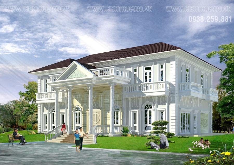Thiết kế nhà ở theo phong thủy ở trảng bom tỉnh đồng nai