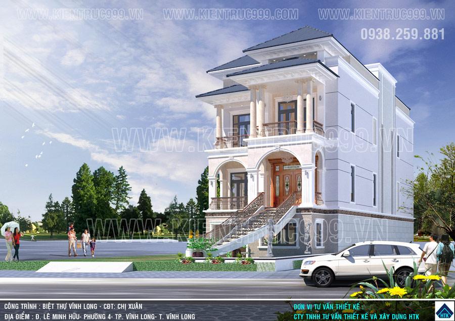 Thiết kế nhà ở theo phong thủy- những điều cơ bản nhất
