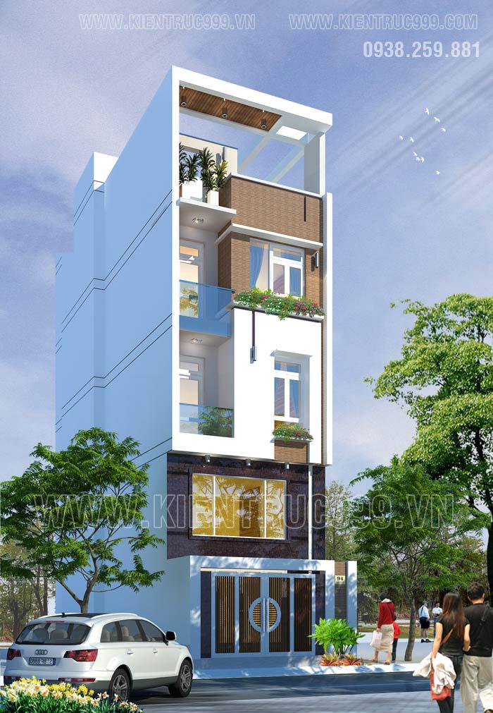 Thiết kế nhà ở theo phong thủy ở thành phố hồ chí minh