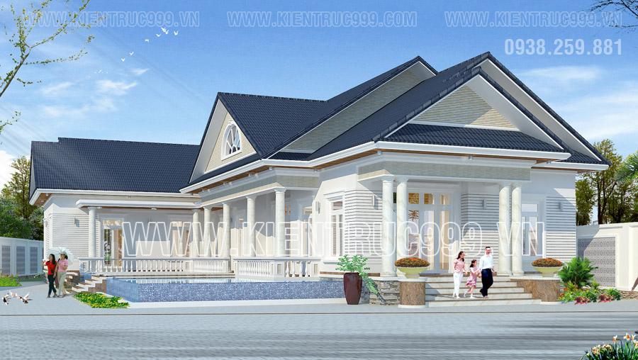 Thiết kế nhà ở theo phong thủy ở thành phố vĩnh long tỉnh vỉnh long