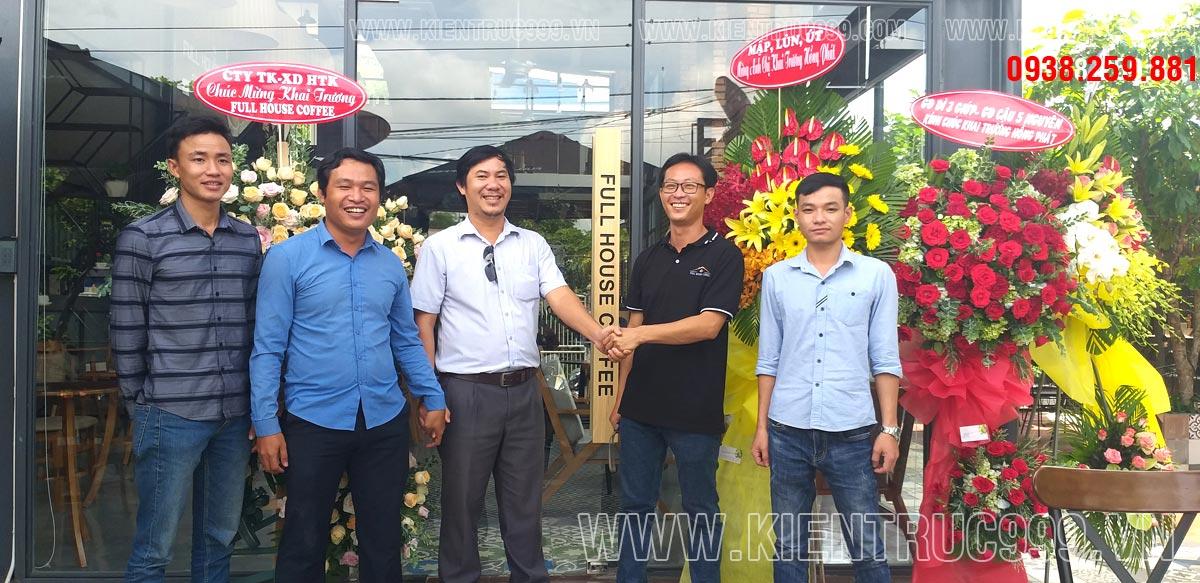 Full House Coffee Đức Hòa Long An