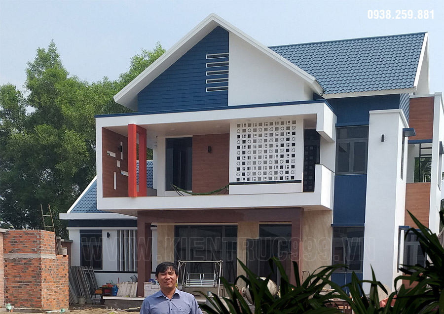 Xây dựng nhà đẹp Long An cực chất 2021